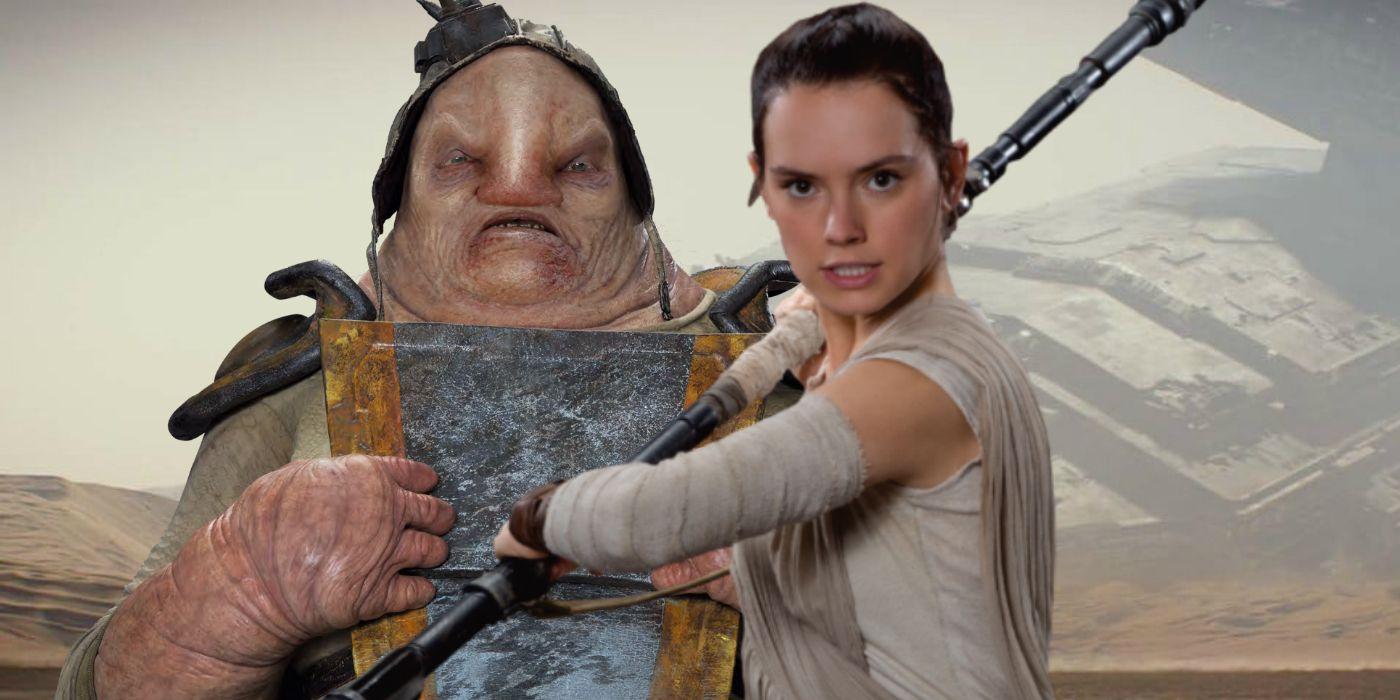 Star Wars Rey Solo
