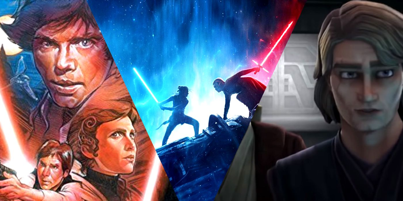 Star Wars Story Head S Response To Canon Complaints It S All Fake