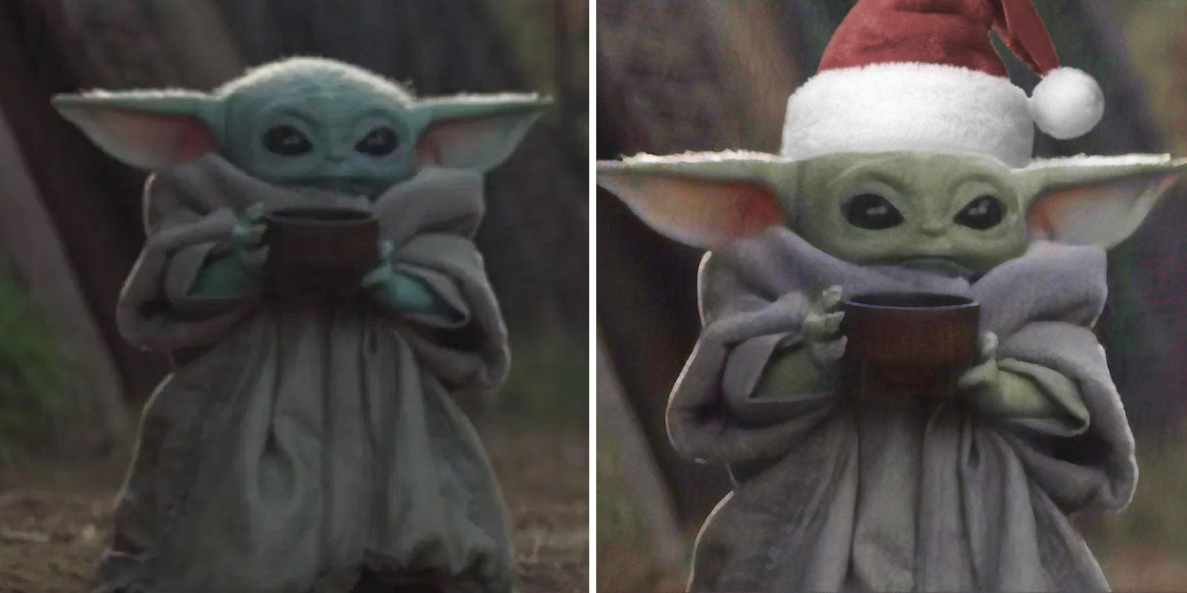 Star Wars The 10 Best Baby Yoda Sipping Tea Memes