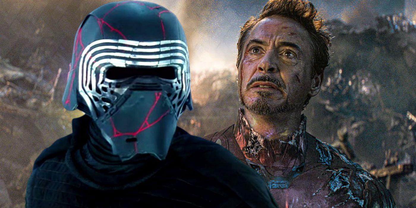 Star Wars Rise Of Skywalker Proves How Good Avengers Endgame Is
