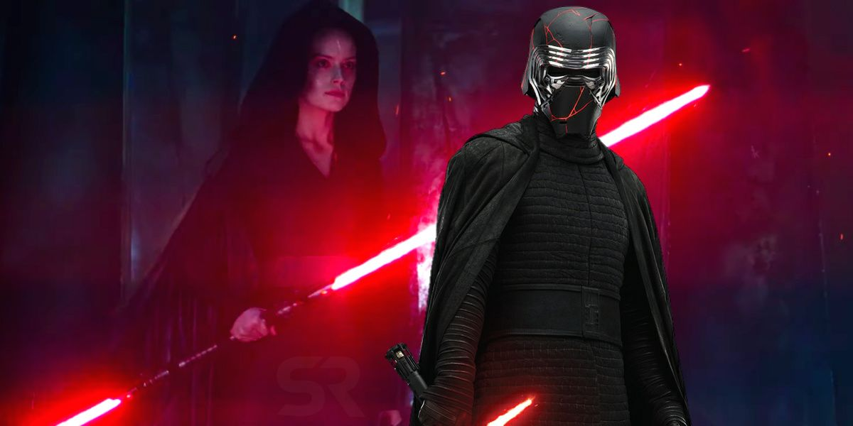 Star Wars The Rise Of Skywalker Teases Dark Rey Vs Kylo Ren Fight Jimmy Star S World
