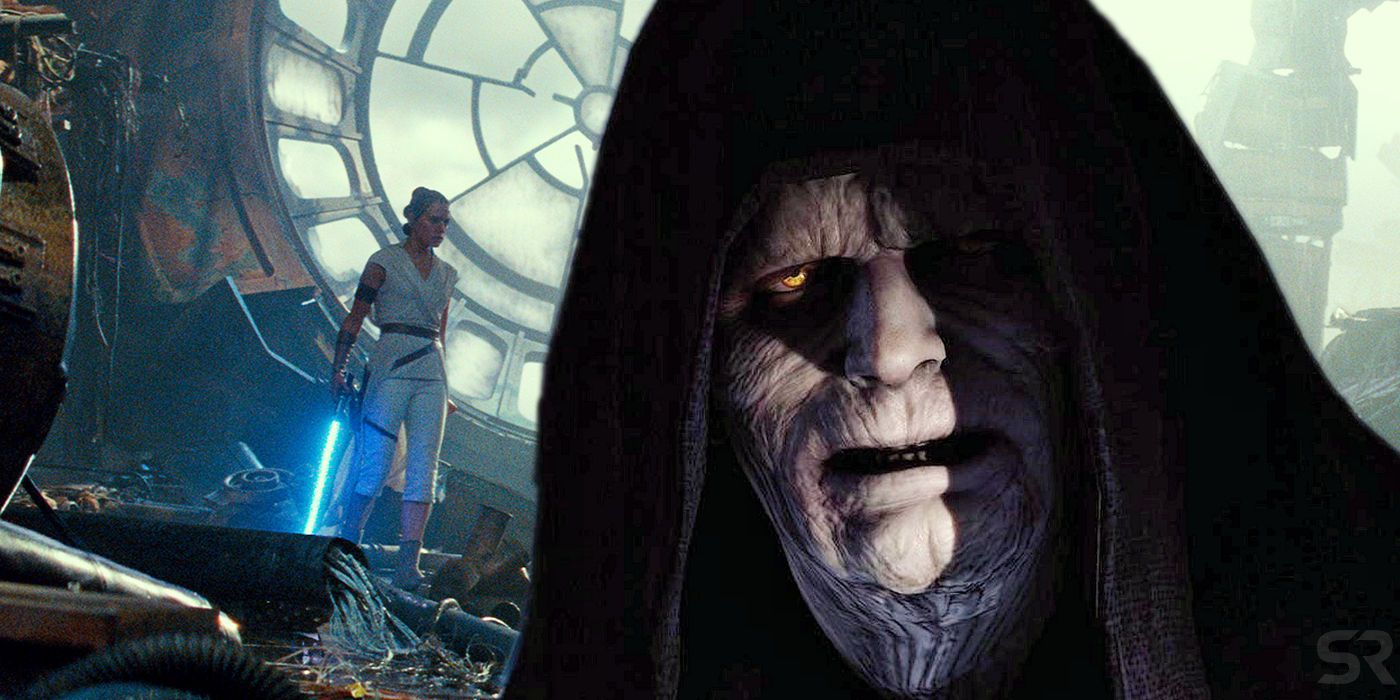 How Emperor Palpatine Returns His Plan In Star Wars The Rise Of Skywalker