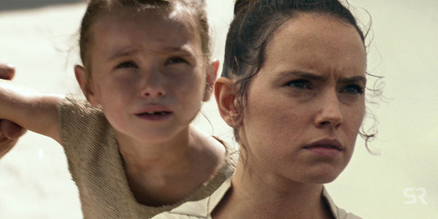 Star Wars Rise Of Skywalker S Rey Parents Twist Was The Worst Option
