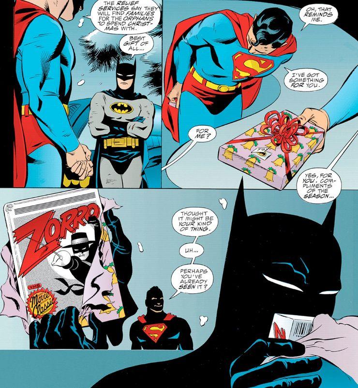 Superman-Gives-Batman-Zorro-Christmas-Gift.jpg?q=50&fit=crop&w=740&h=802