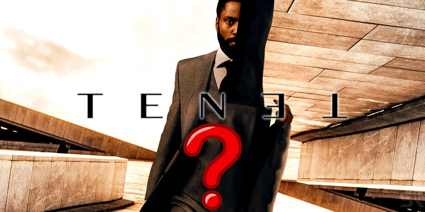 Tenet Trailer Explains What The Movie U0026 39 S Title Really Means
