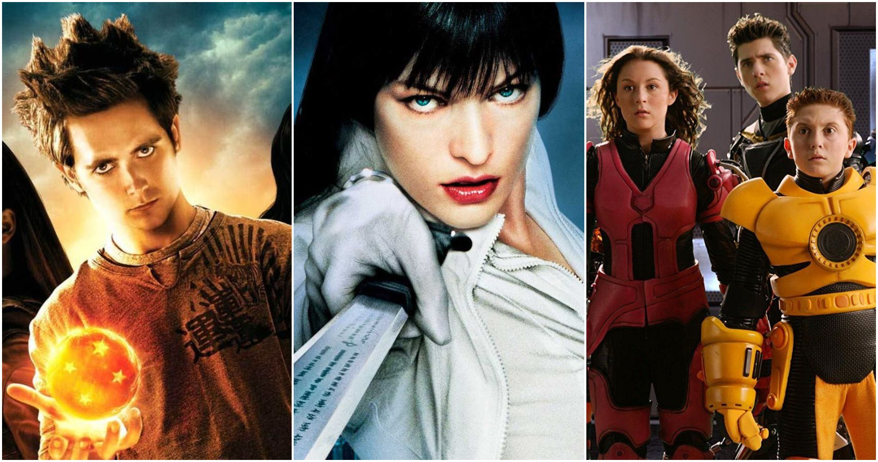The 10 Worst Sci-Fi Action Movies Of The 2000s (According to IMDb)