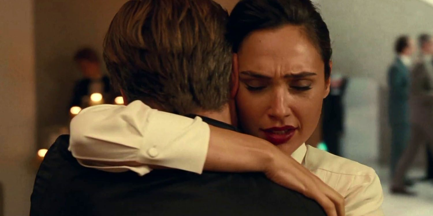 Wonder Woman 1984 Trailer Teases Diana Losing Steve Again