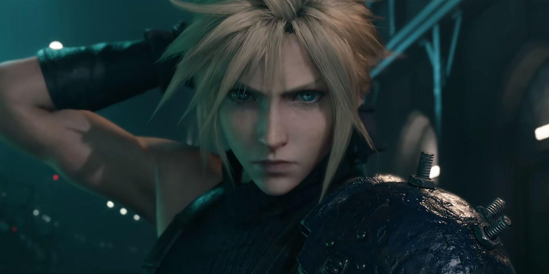 Final Fantasy Film Trailer