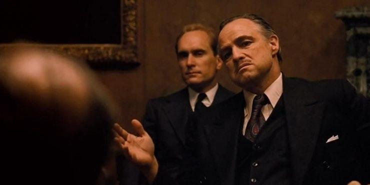 Godfather quotes vito corleone Don Vito