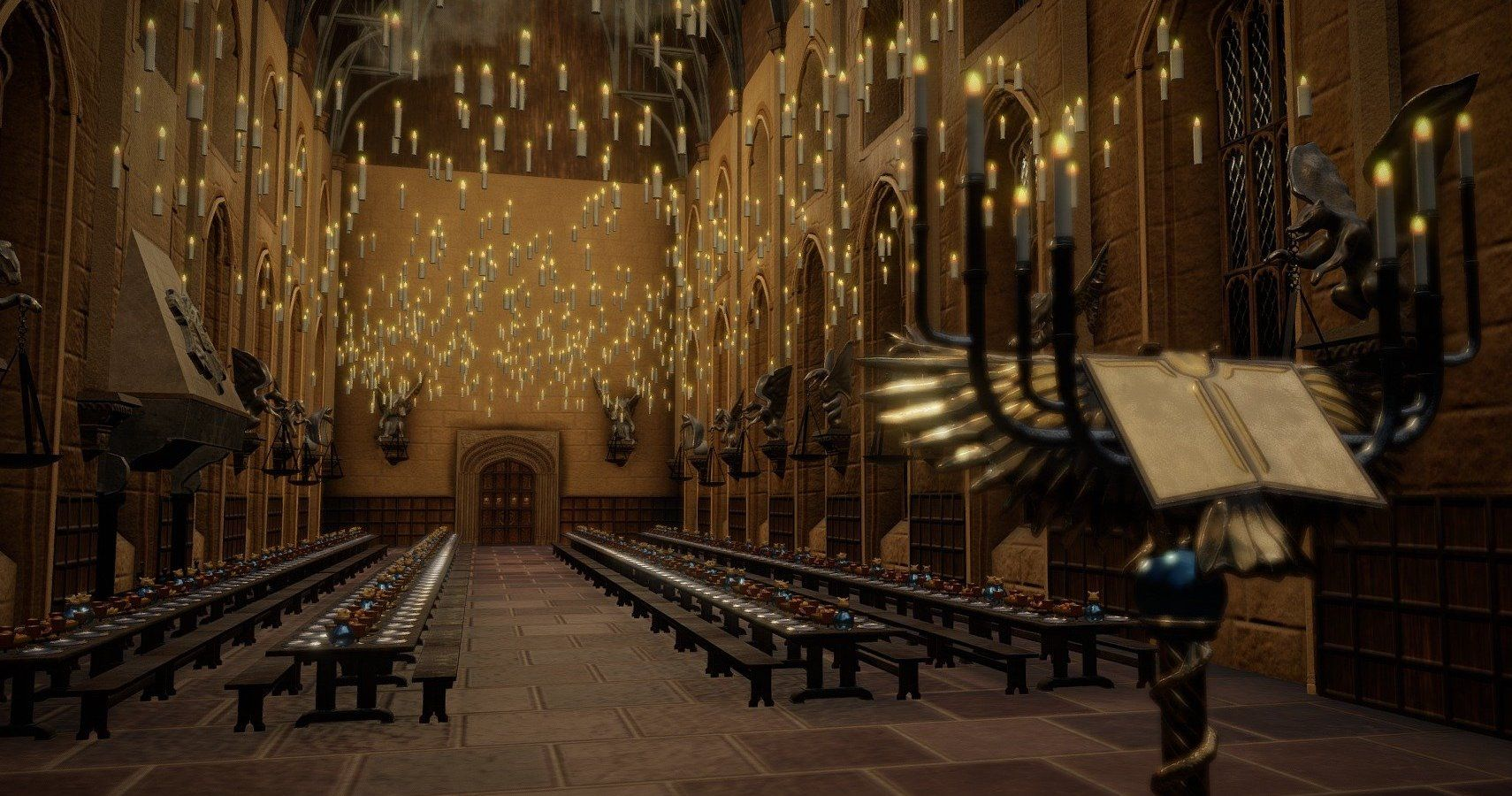 Harry Potter: 10 Hidden Details You Missed About The Great Hall