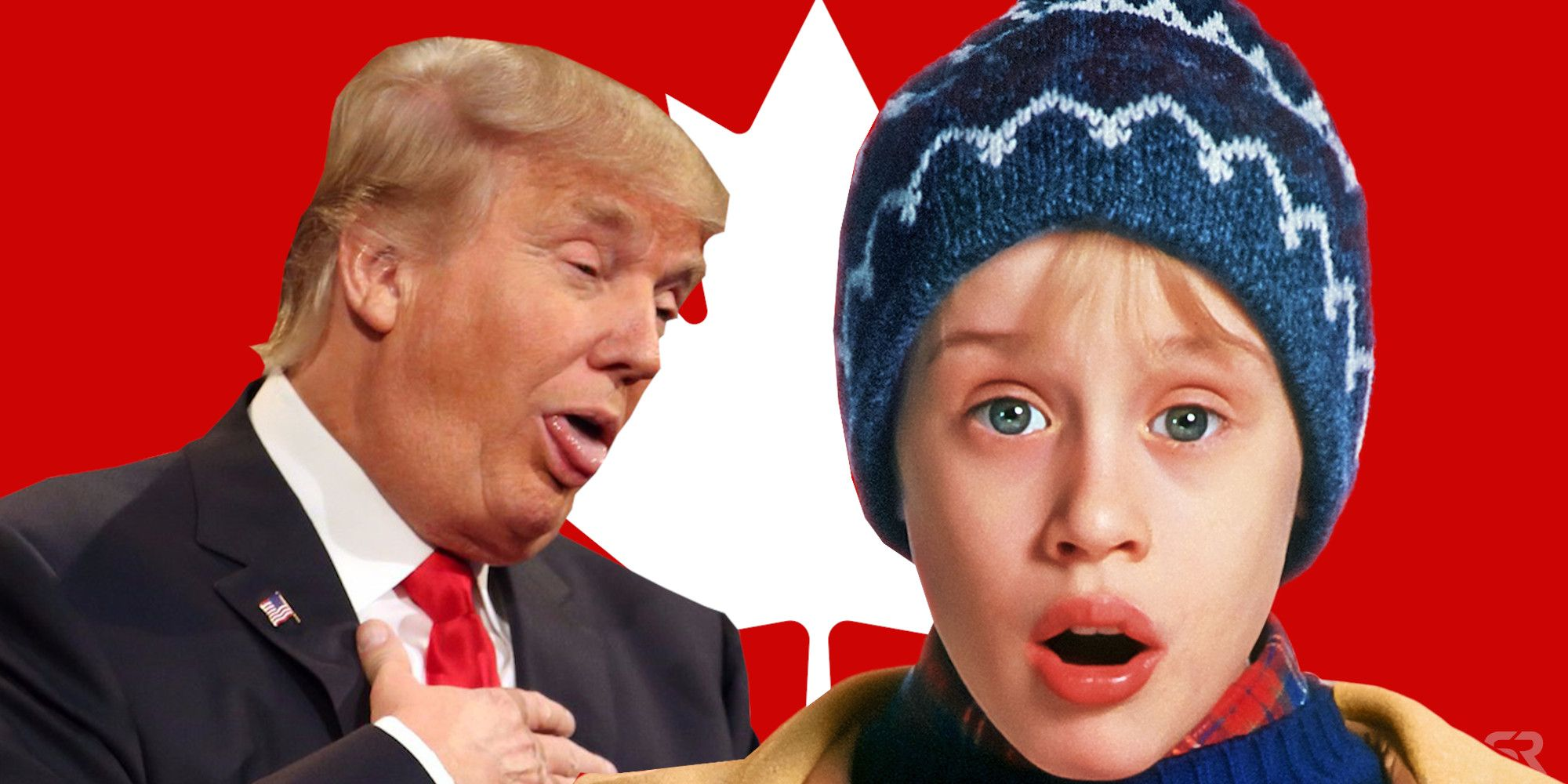 Home Alone 2 Why Trump S Cameo Was Cut In Canada Screen Rant