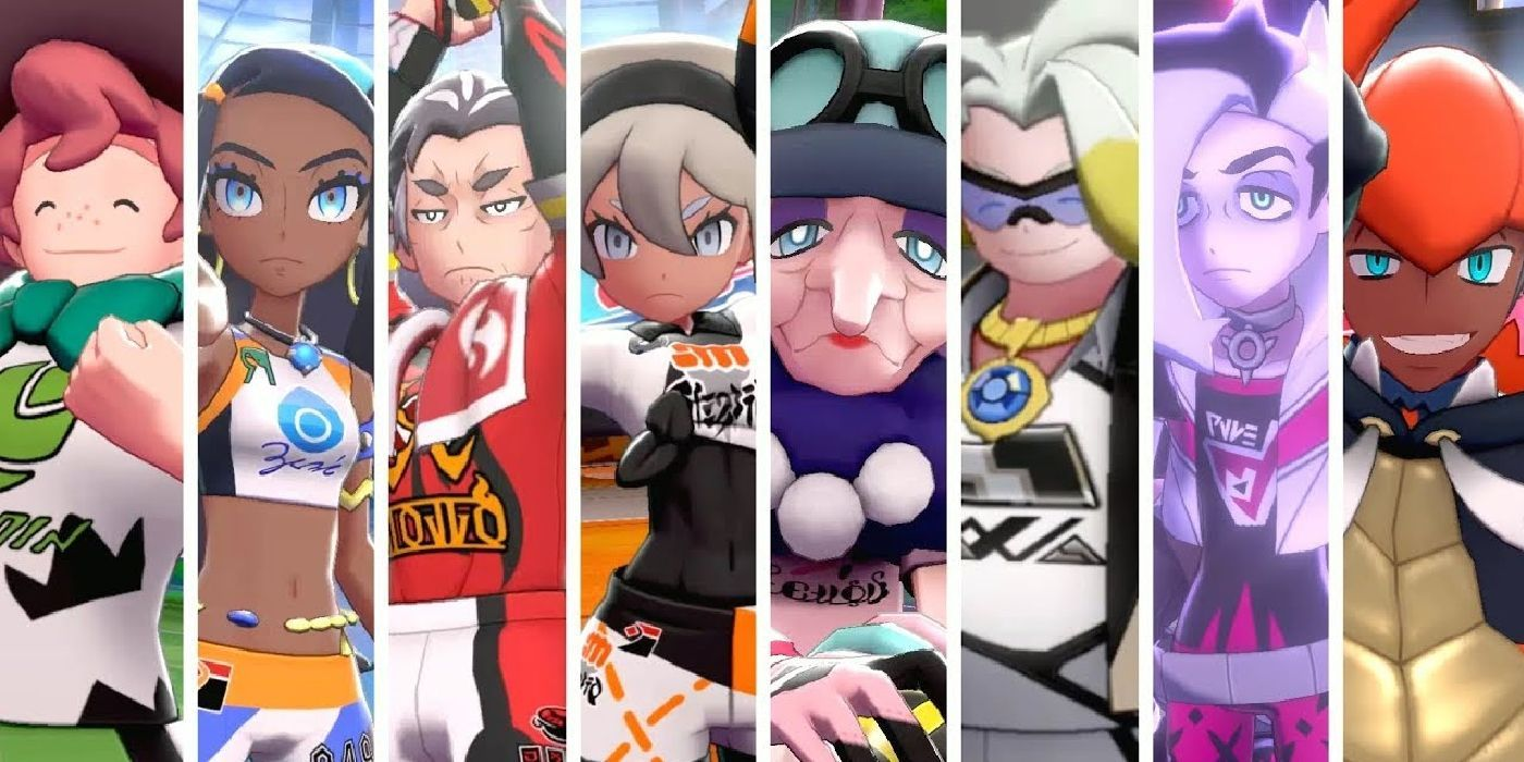 Pokemon Sword & Shield: How To Beat Every Gym Leader