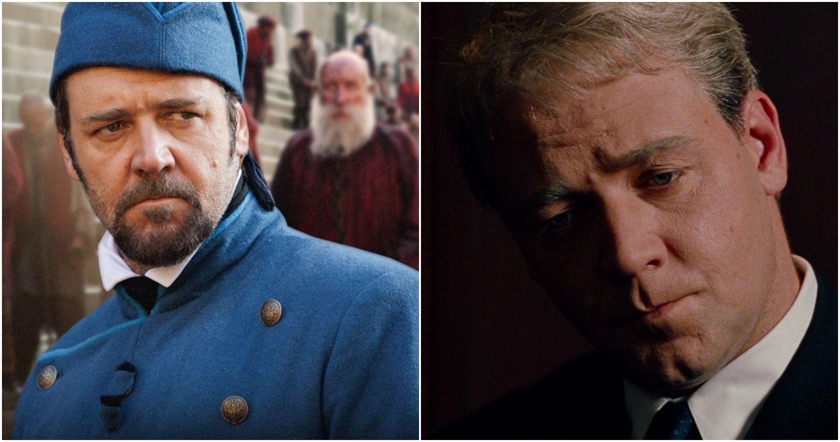 10 Best Russell Crowe Movies, According To IMDb | ScreenRant