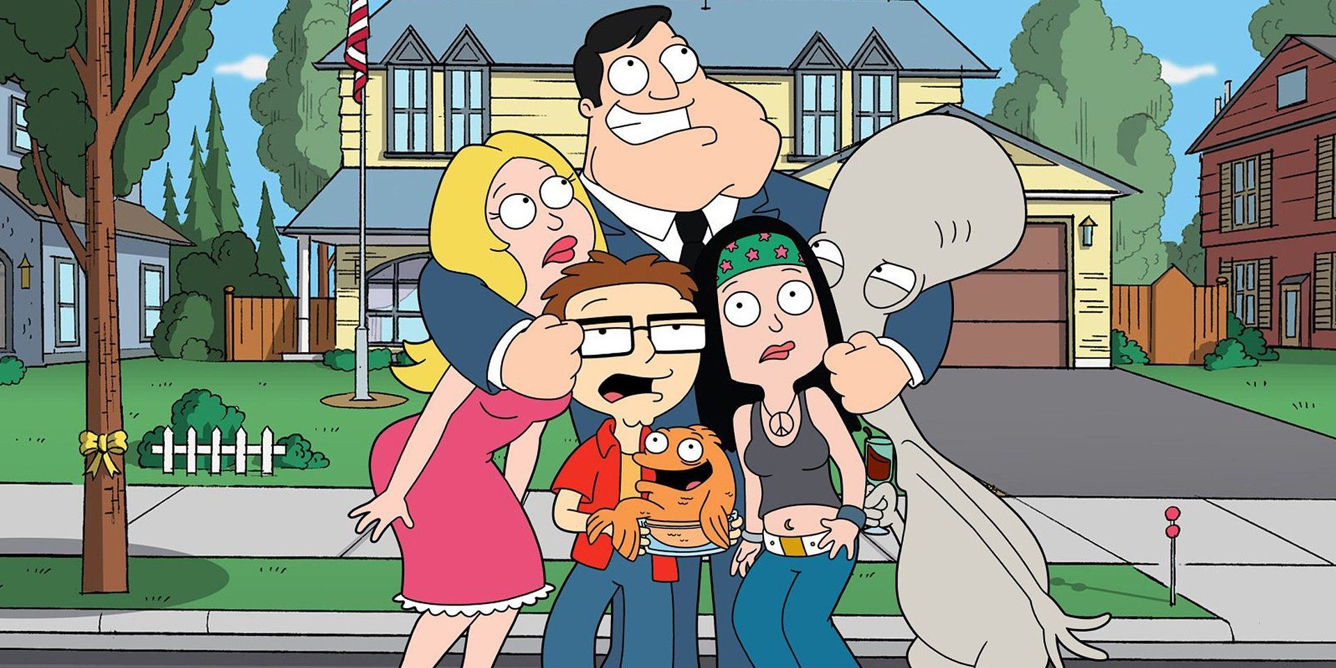 American Dad Wife american dad renewed for season 18 & 19, 300th episode airs