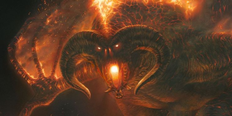 Lord Of The Rings: 10 Facts About The Balrog From The Books The Movies  Leave Out