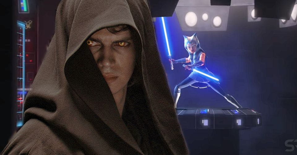 Clone Wars Season 7 Trailer Proves Overlap With Revenge Of The Sith