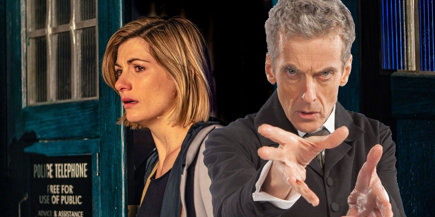 Jodie Whittaker Thought She Was Doing Doctor Who Wrong After Watching Peter Capaldi
