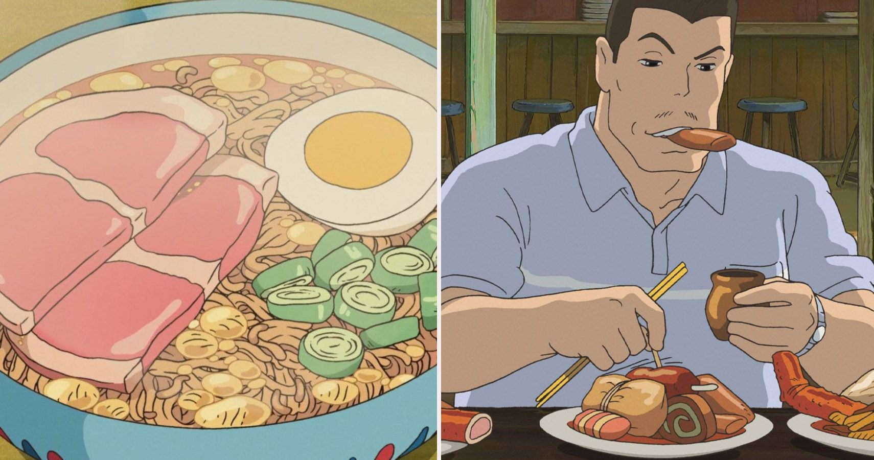10 Mouthwatering Meals In Studio Ghibli Movies That We Wish We Could Eat