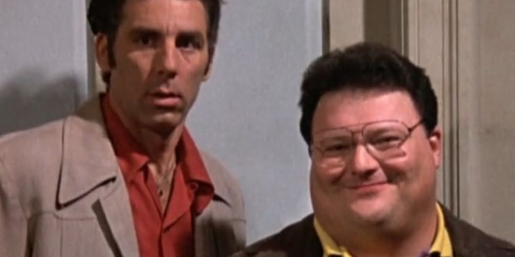 Newman scădere în greutate Seinfeld