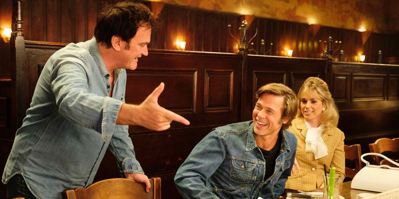 Tarantino to Direct Once Upon A Time In Hollywood TV Show Bounty Law