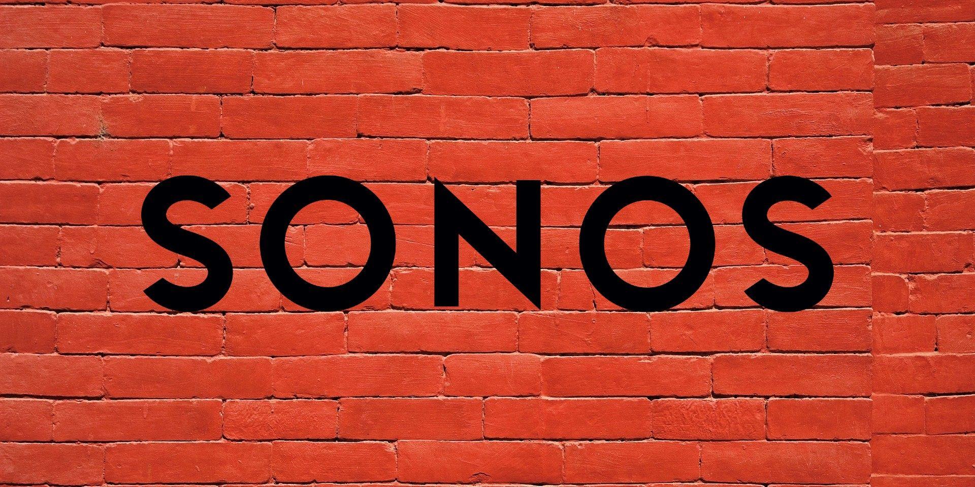 Sonos Recycling