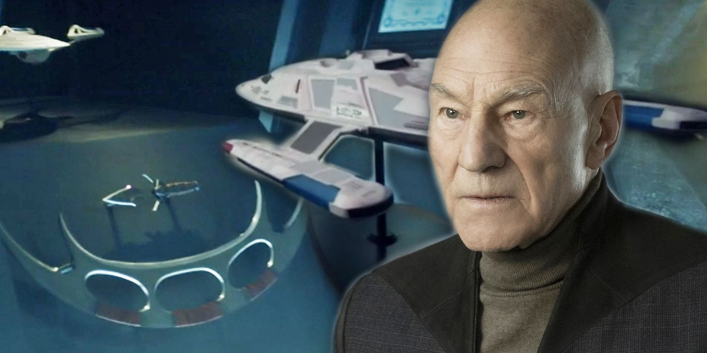 Star Trek: Picard Helps CBS All Access Break Streaming Records