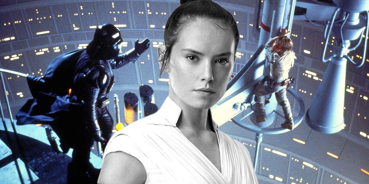 Star Wars: Why The Luke/Vader Twist Worked, But Rey Palpatine Didn't