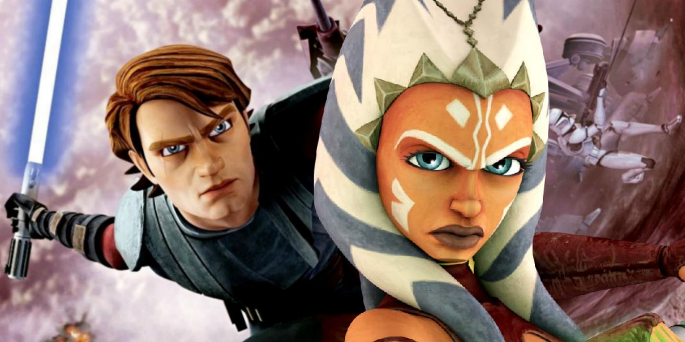 Star Wars: The Clone Wars Theatrical Release Ruined the First Season