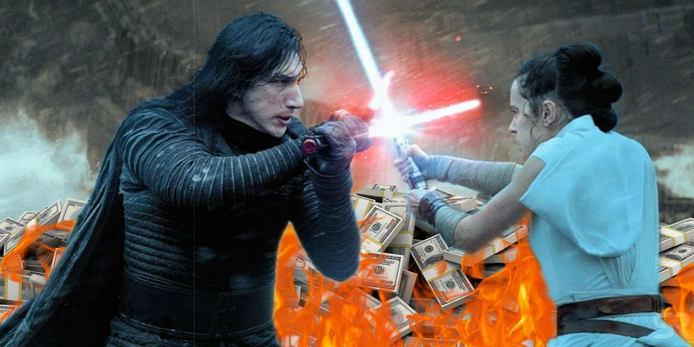 Star Wars: Rise of Skywalker Is A $1 Billion Box Office Disappointment
