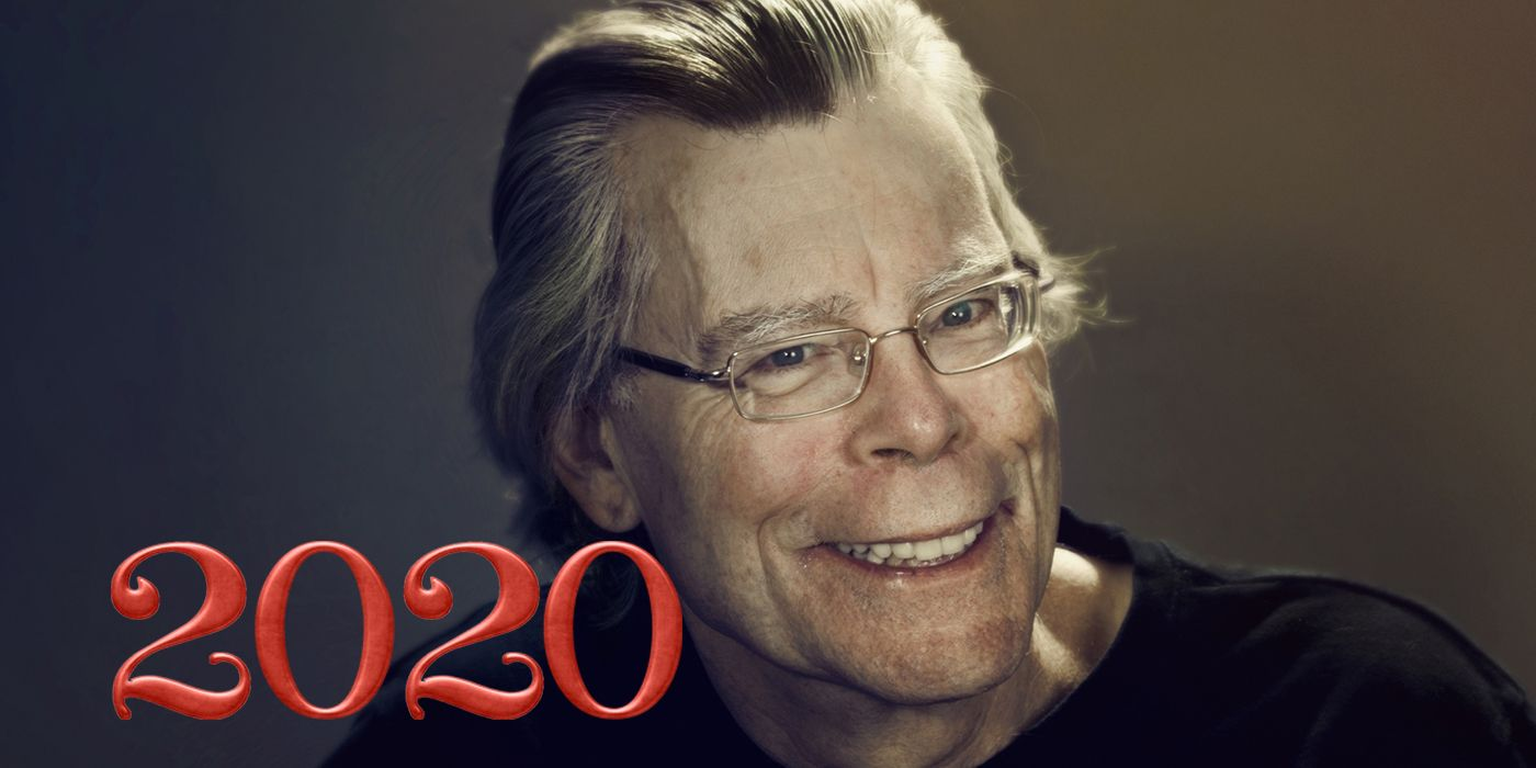 Stephen King Adaptations Coming In 2020 | Screen Rant