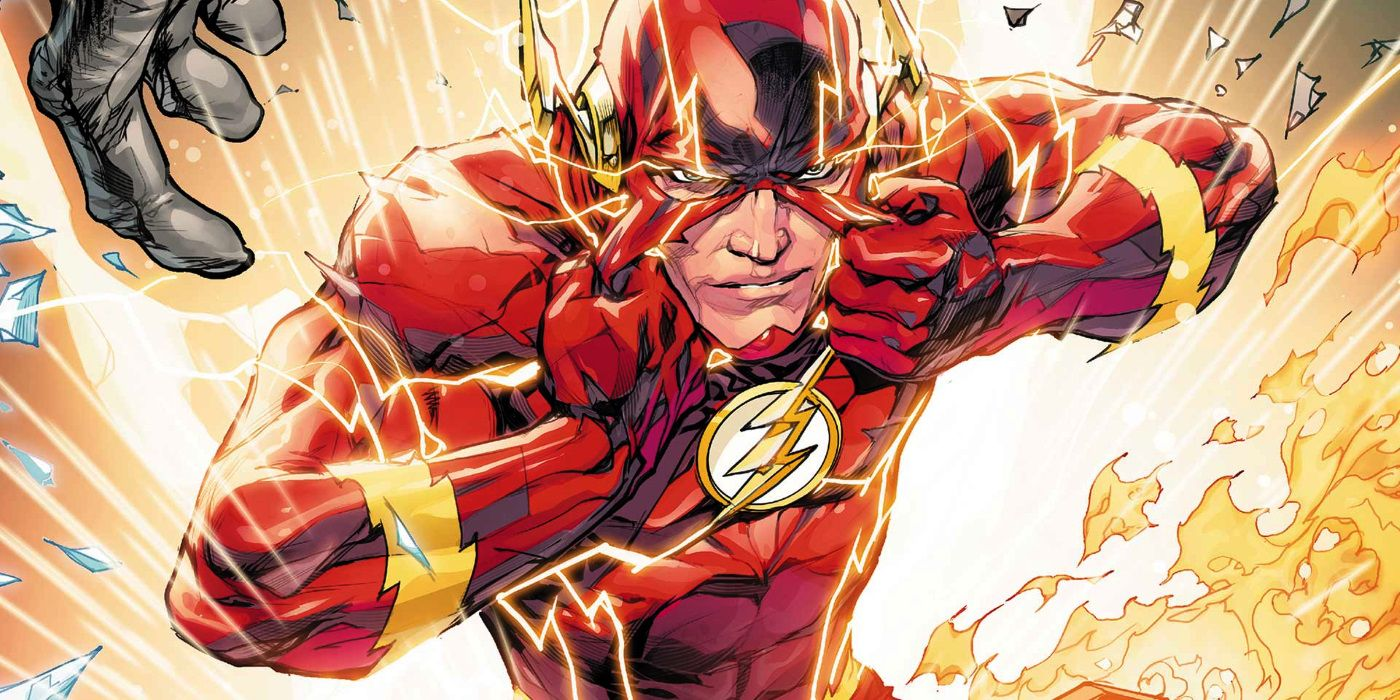 The Flash is Technically DC's OTHER Man of Steel | Screen Rant