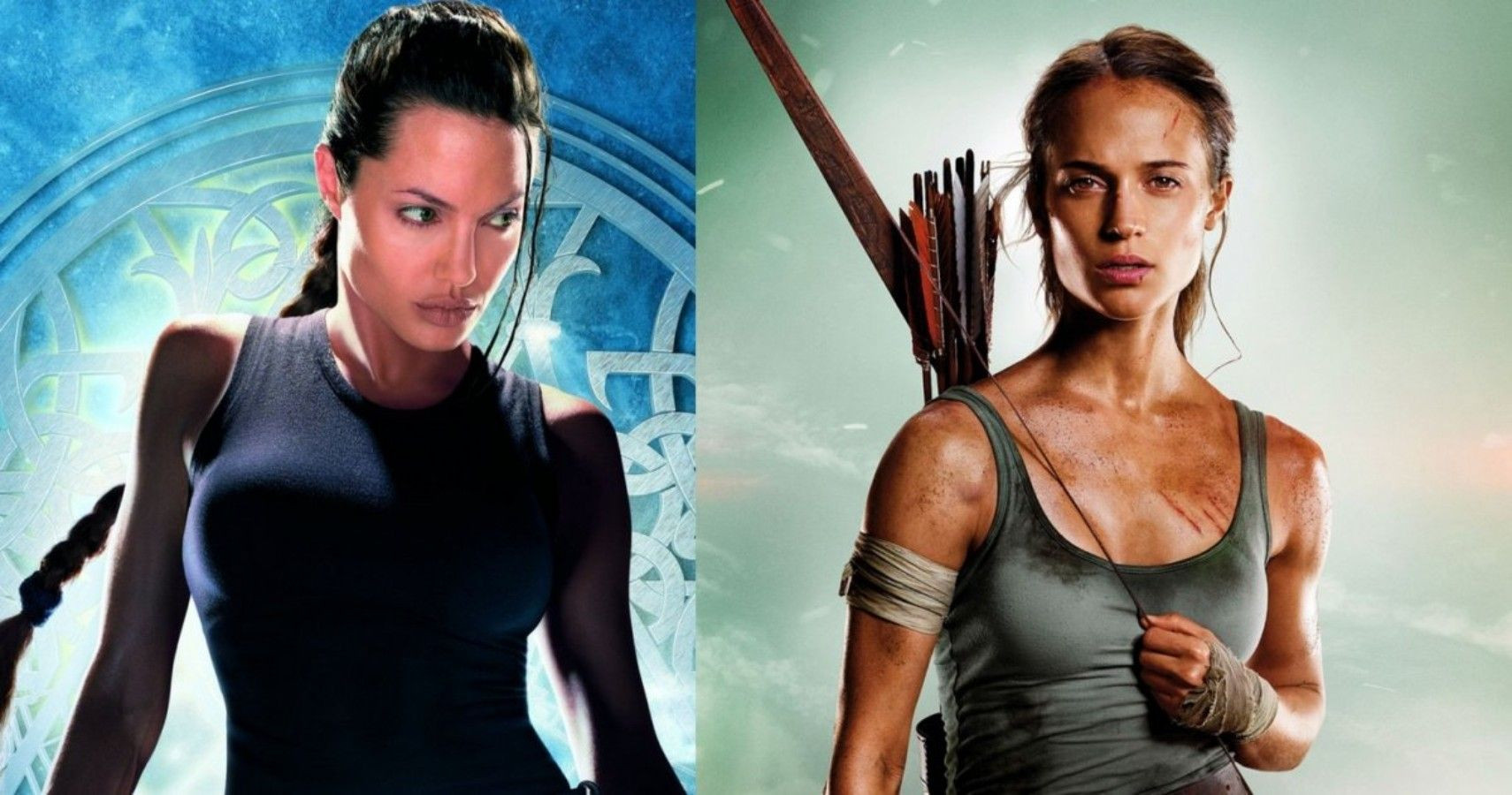 tomb raider 1996 vs 2018