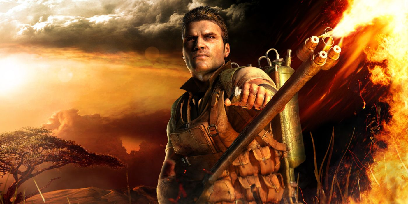 Far Cry 2 S Malaria Is One Of The Most Irritating Game Mechanics Ever