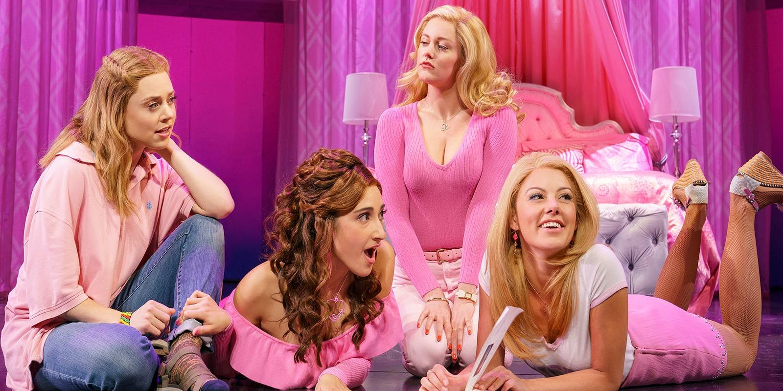 Mean Girls Movie Remake In Development, Inspired By Stage Musical