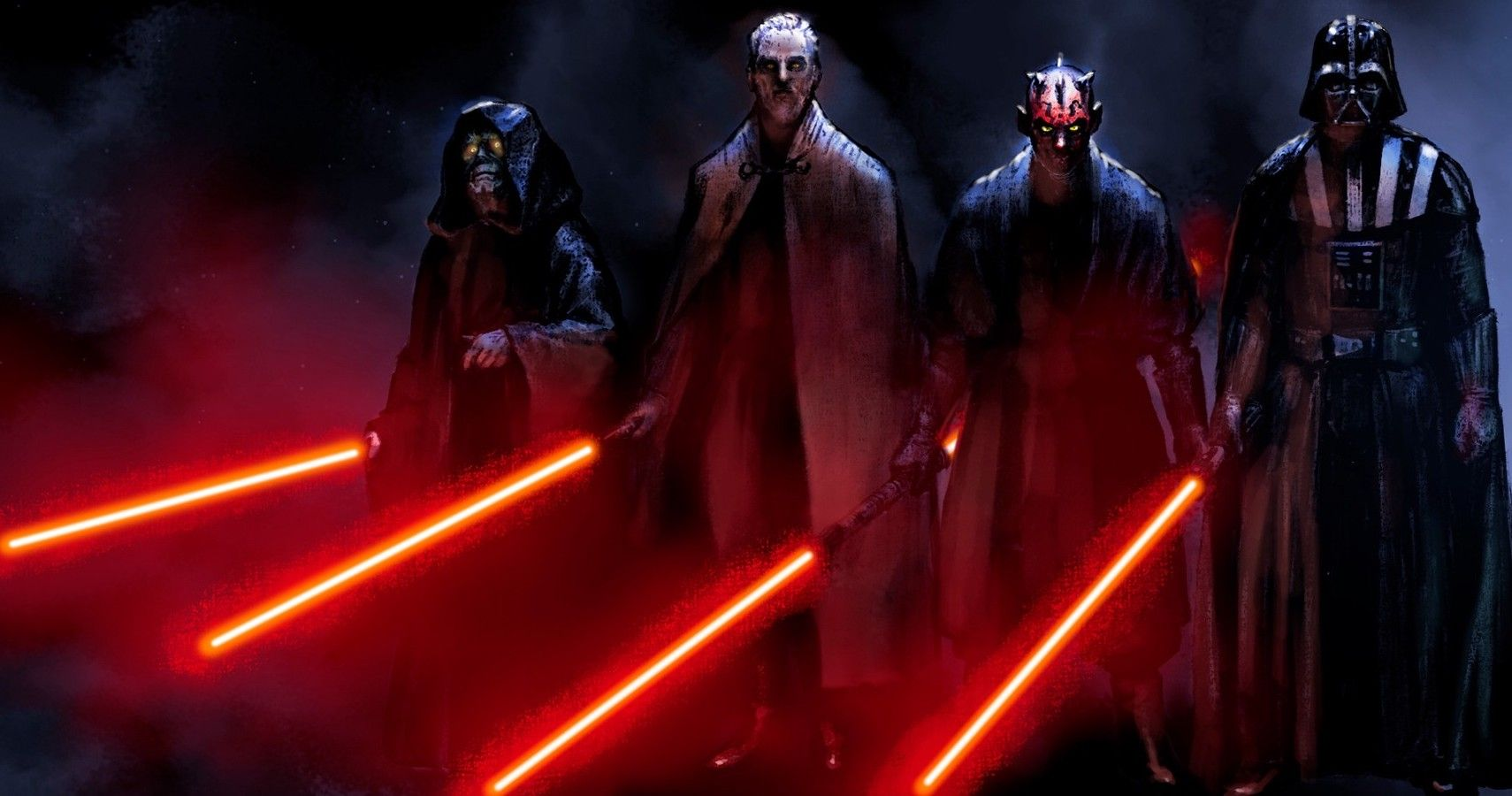 Star Wars: The 15 Most Powerful Sith | ScreenRant