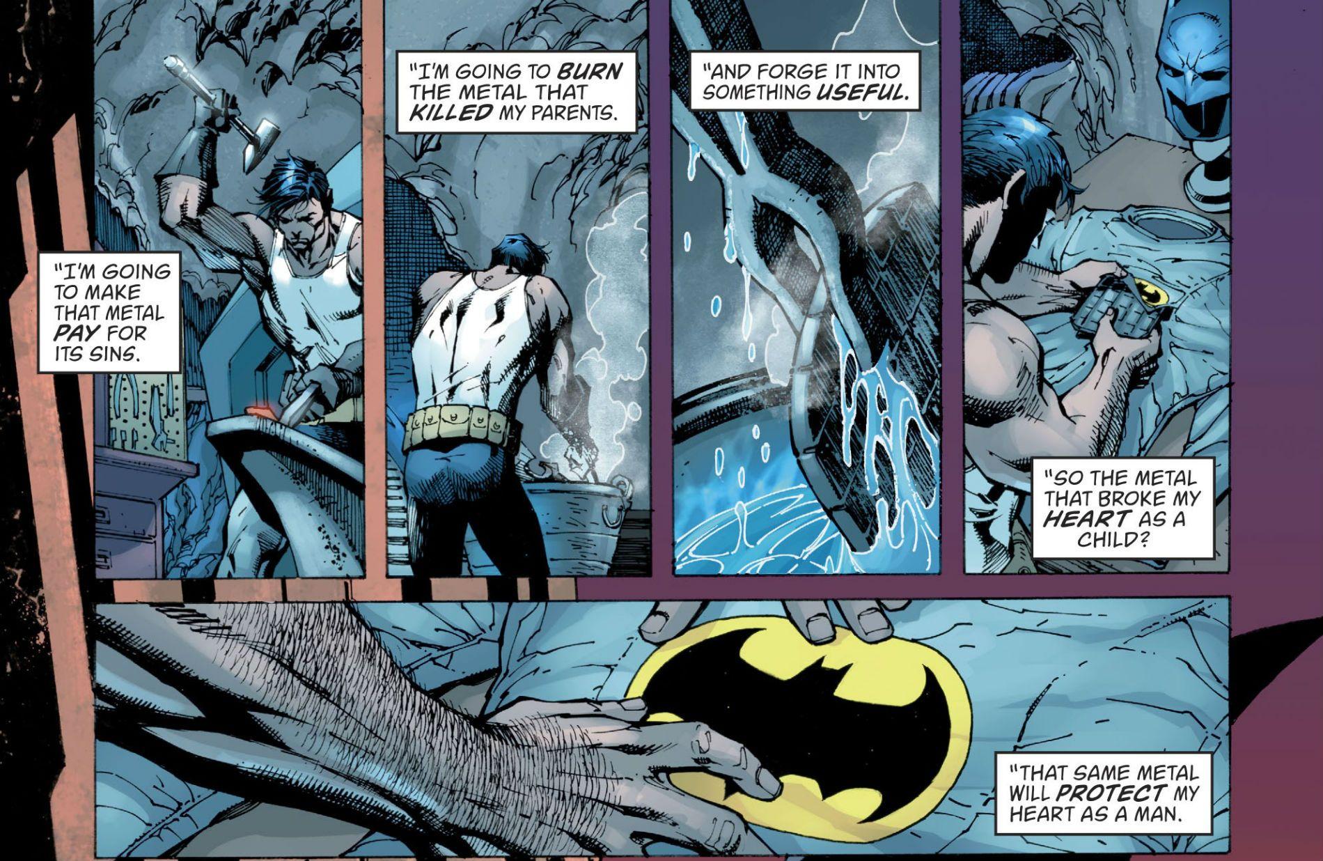Image result for detective comics #1000 joe chill gun