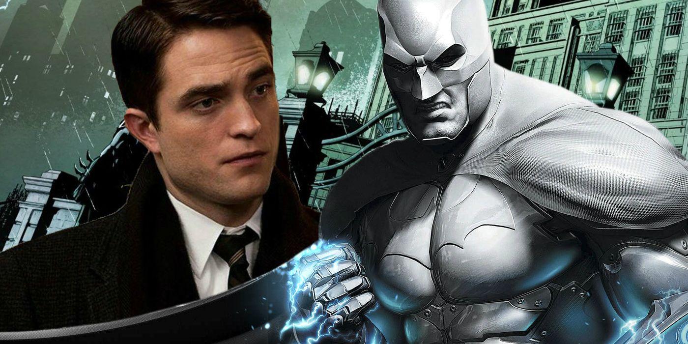 Robert Pattinson's Batman Gloves Look Weird: What They ...