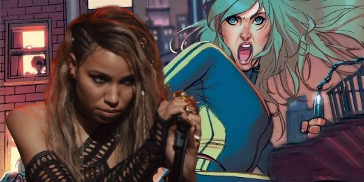Birds Of Prey Gives Real Meaning To Black Canary S Name