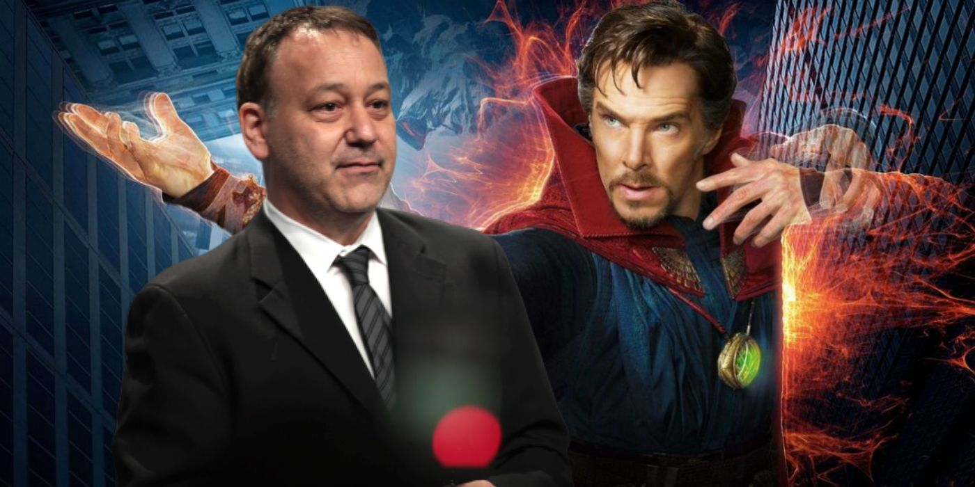 Doctor Strange 2: Sam Raimi Confirms He's Directing