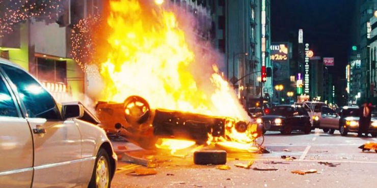 Image result for han death fast and furious