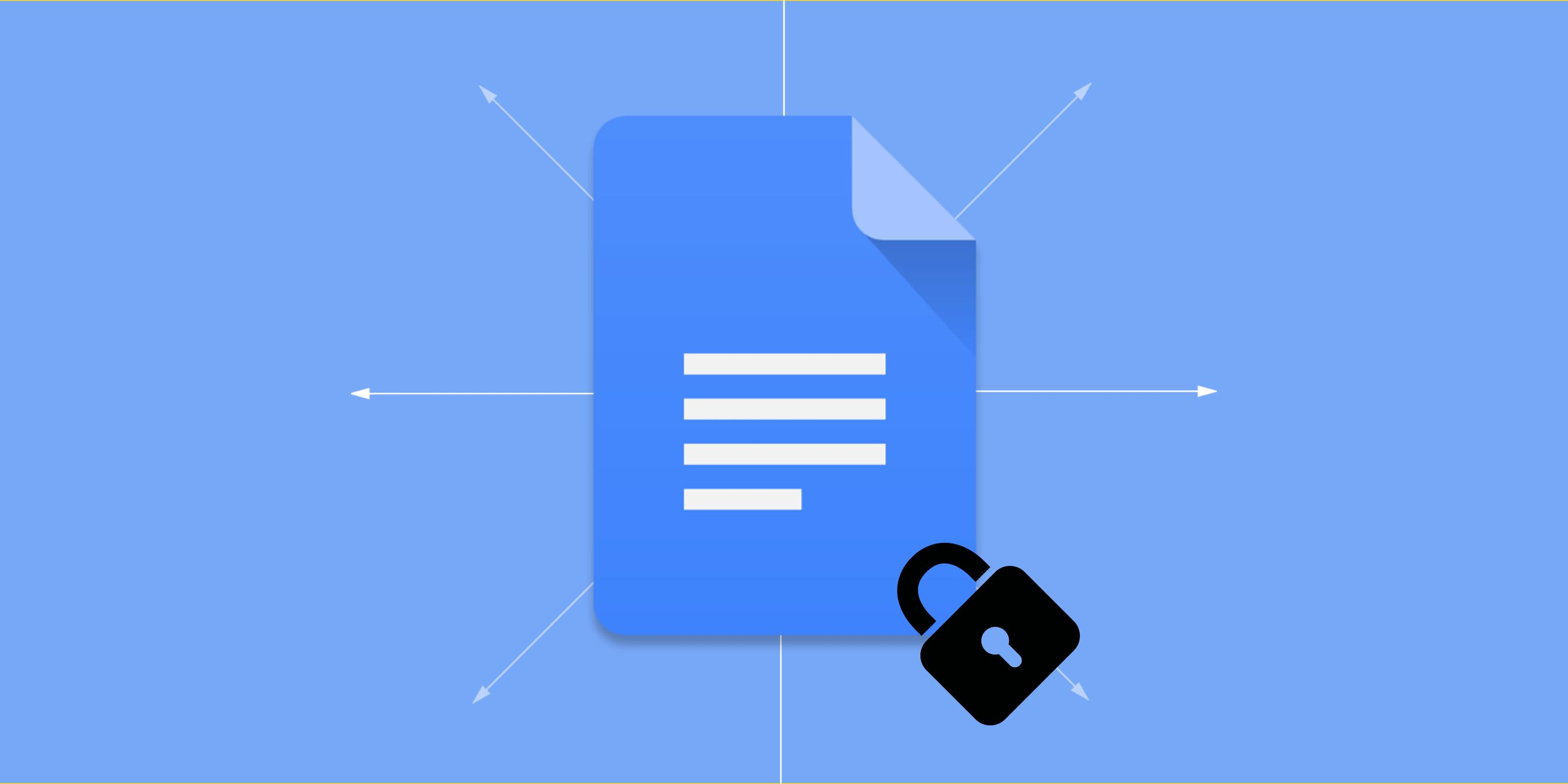 Are Google Docs Completely Private Screen Rant