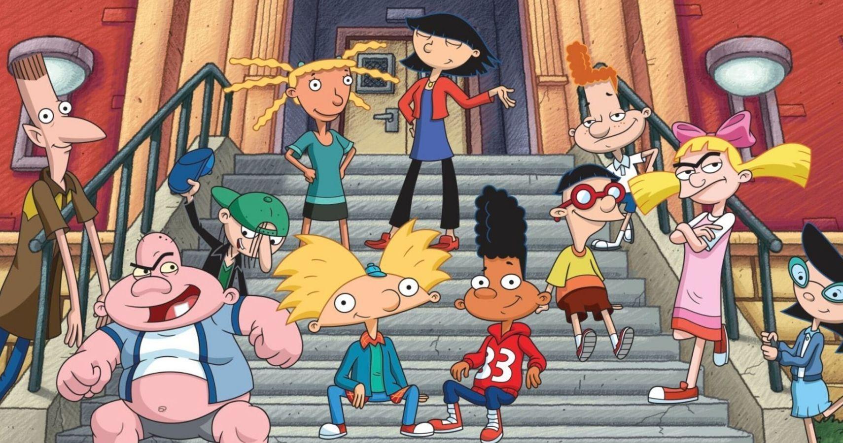 Hey Arnold! 10 Celebrity Voice Actors You Had No Idea ...