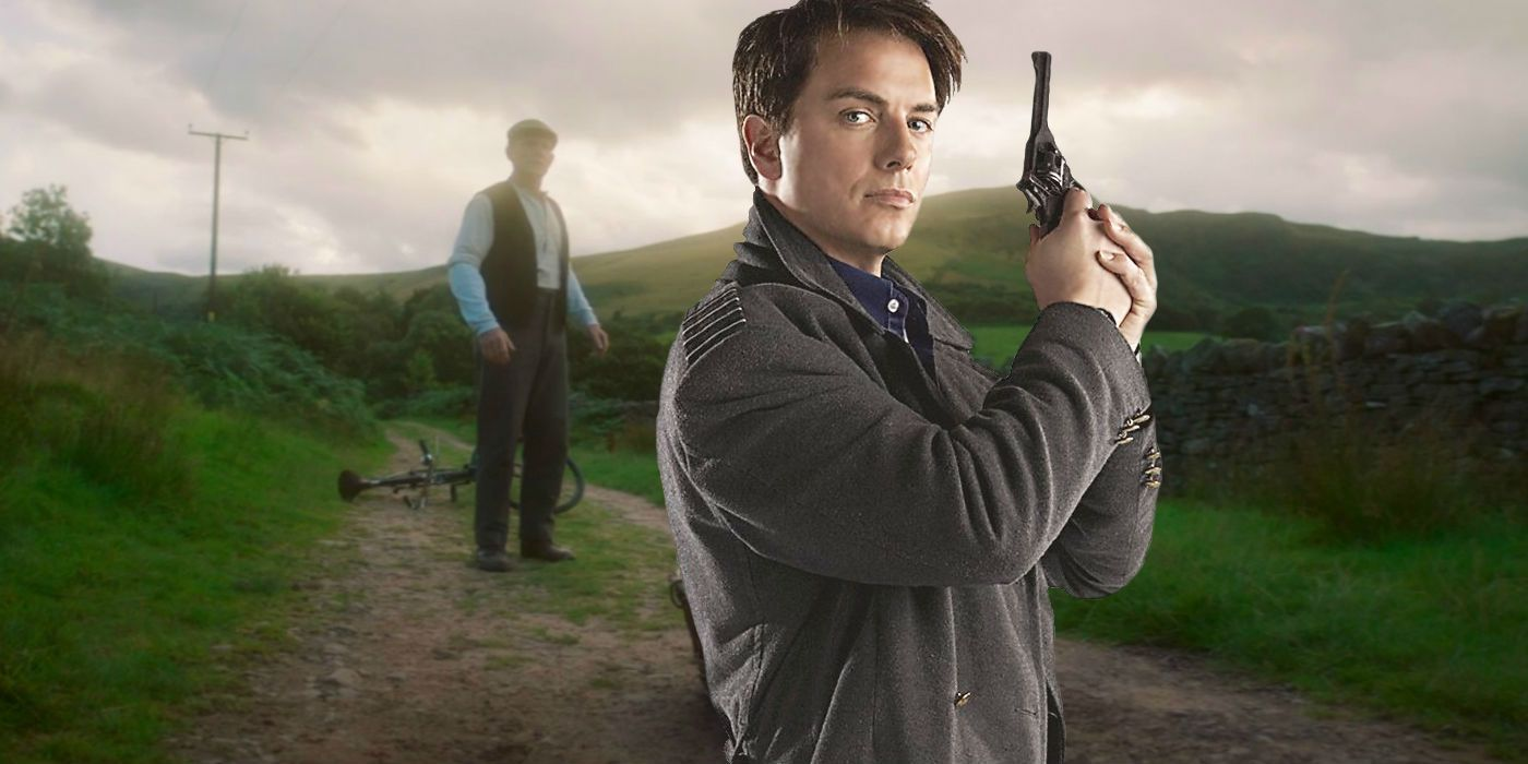 Doctor Who: Why Brendan ISN'T Jack Harkness | Screen Rant