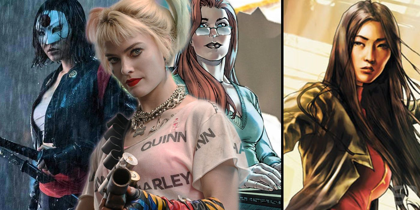 Birds Of Prey 2 Dc Characters Who Should Appear In A Sequel