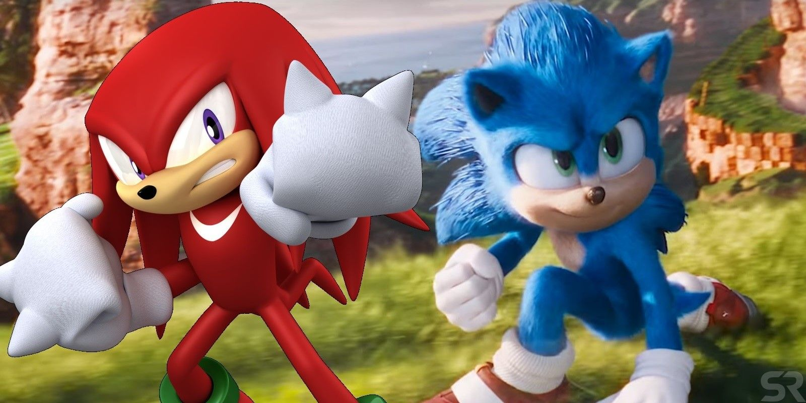 Sonic The Hedgehog Why Knuckles Isn T In The Movie