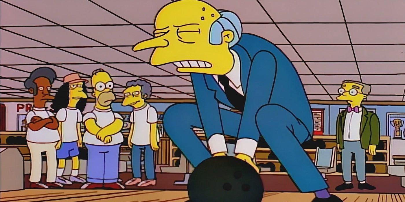 Os Simpsons: 10 detalhes que você perdeu sobre o Sr. Burns 1