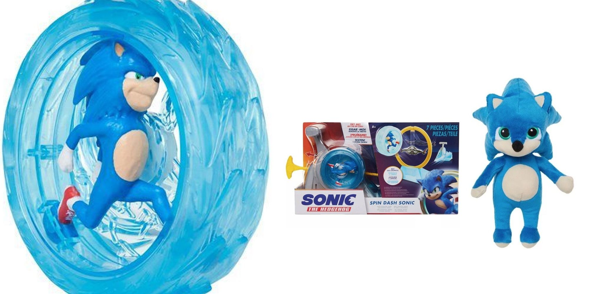 In360news Sonic The Hedgehog Movie Toys Based On Original Ugly Design