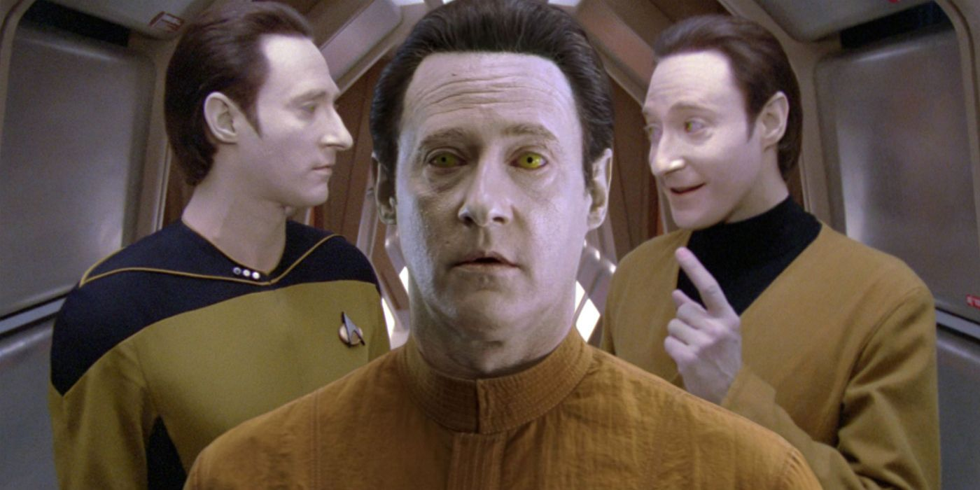 star trek every android brent spiner played