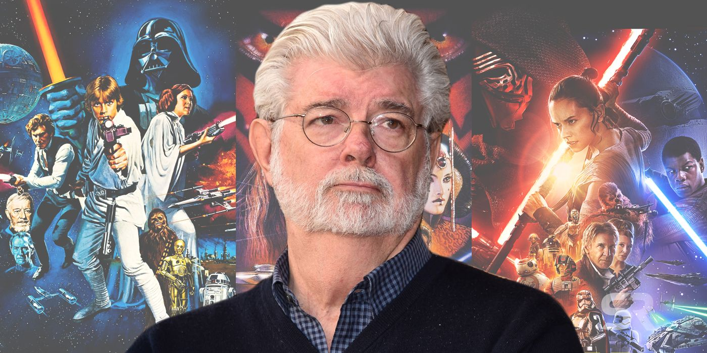 Why Star Wars Fans Have Forgiven George Lucas