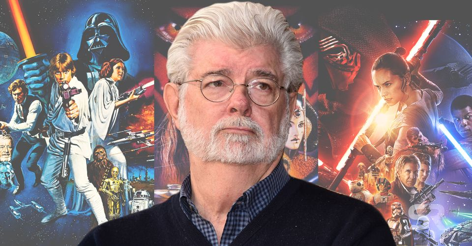 Why Star Wars Fans Have Forgiven George Lucas Screen Rant